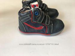 Ботинки демисезонный для мальчика Clibee синие
