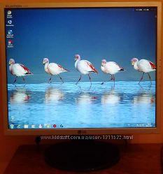 Продам монитор LG Flatron 19 LCD