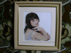 Вышивка крестиком портретов и любых картин