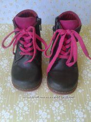 Ортопедические демисезонные ботинки Cezara