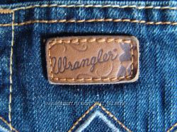 джинсы Wrangler на 6-9 мес.