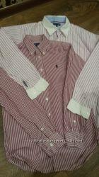 Рубашка Tommy Hilfiger, Ralph Lauren оригинал р. 152-158