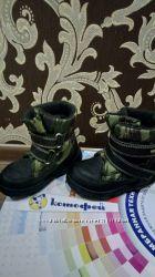 Зимние сапоги ботинки Kotofey 16 см