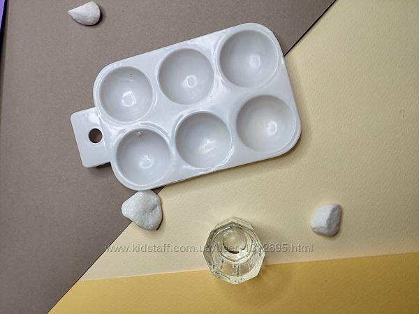 Стеклянный стаканчик для разведения хны, краски, палитры