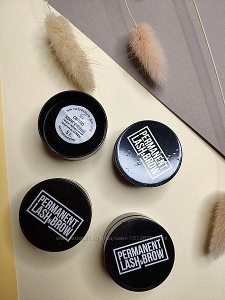 Хна для бровей Permanent lash & brow и продукция