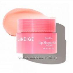 Ночная маска для губ LANEIGE Lip Sleeping Mask 3 гр розовая
