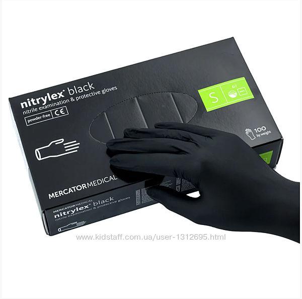 Нитриловые, виниловые перчатки Nitrylex, Vinylex, Prestige / есть ОПТ