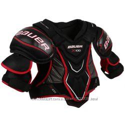 Хоккейный нагрудник Bauer Vapor X100 Sr. Shoulder Pads