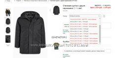 куртка NEXT новая по цене распродажи 122см