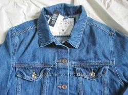 женская джинсовая куртка с бирками NEXT пролет