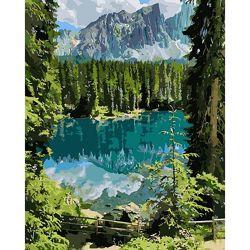 Картины по номерам пейзажи, природа