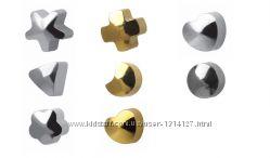 Серьги-иглы формы
