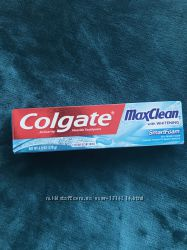 Зубная паста из США Мексика Colgate Max Clean Fresh отбеливающая 170 грамм