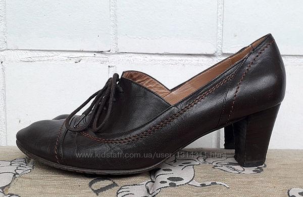 Закрытые туфли, 38р, кожа