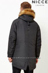 Куртка парка из Англии, с сайта Next, размер S