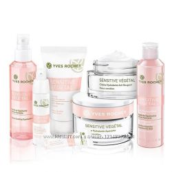 Sensitive Vegetal средства для чувствительной кожи серии Sensitiv