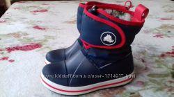 Сапоги, кроксы Crocs Boot Kids оригинал. Размер 27-28 ст. 17, 5