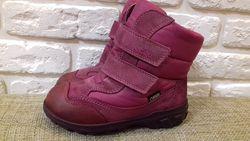 Зимние ботинки Ecco с Gore-tex Размер 27 ст. 18 см
