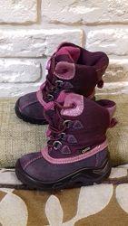 Зимние ботинки Ecco с  Gore-tex Размер 22 ст. 14, 5 см с загибом