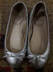 Срочно туфли кожа Janie & Jack размер 9 премиум линия Gymboree