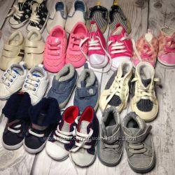 обувь для мальчиков и девочек 9, 10, 11, 12 см кеды пинетки кроссовки