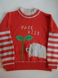 Красивый хлопковый свитер, Оригинал Вьетнам, 3-6 лет, Вьетнам