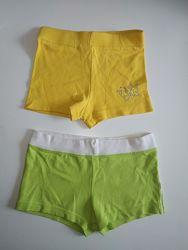 Детские летние шорты на девочку