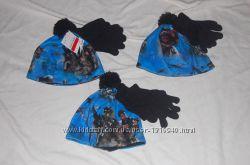 Наборы C&A Disney шапка и перчатки