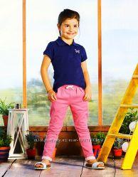 Стильные штанишки джогеры для девочки