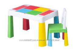 Комплект детской мебели Tega Baby MULTIFUN стол  стульчик
