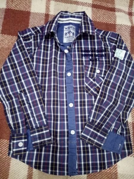 Рубашки фирмы WANEX