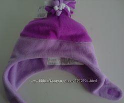 шапки от Childrens Place р-ры XS 6-12M  S-M 4-7YR флис
