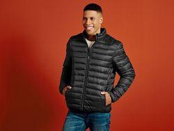 Лёгкая и тёплая мужская куртка 52 xxl crivit германия