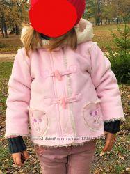 Куртка демисезонная Ladybird, 6-12 мес.