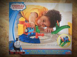 Игровой набор Первая железная дорога Томас и друзья