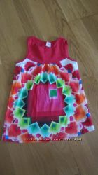 Платье Desigual  яркое для девочки