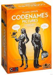 Кодовые имена Картинки - Настольная игра