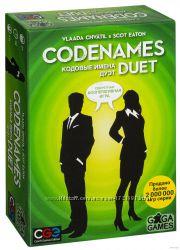 Кодовые имена Дуэт - Настольная игра
