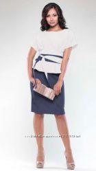 Новое стильное платье Rebecca Tatti. Размер S 44.