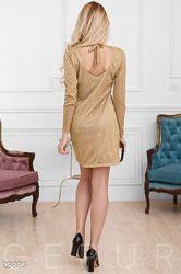 Новое коктейльное вечернее нарядное платье Gepur. Размер М на 44-46