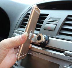 Магнитный держатель в авто. Много вариантов