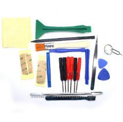 Набор инструментов 22 в 1 для ремонта мобильных устройств, смартфонов и тд