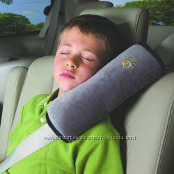 Подушка на ремень безопасности в авто. Варианты цветов