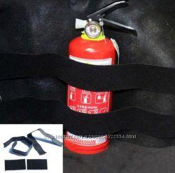 Ремень держатель огнетушителя в авто