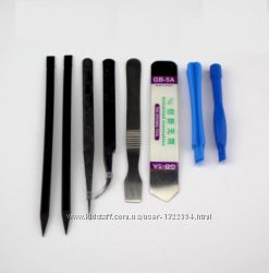 Набор инструментов для ремонта мобильных телефонов 8 в 1.