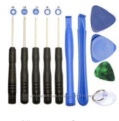 Набор инструментов для ремонта мобильных телефонов 11 в 1.