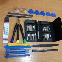 Набор инструментов для ремонта мобильных телефонов 45 в 1.