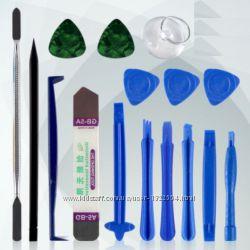 Набор инструментов для ремонта мобильных телефонов 16 в 1.