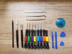 Набор инструментов для ремонта мобильных телефонов 19 в 1.