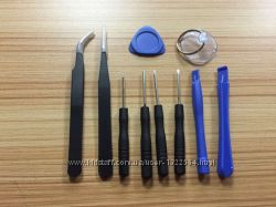 Набор инструментов для ремонта мобильных телефонов 10 в 1.